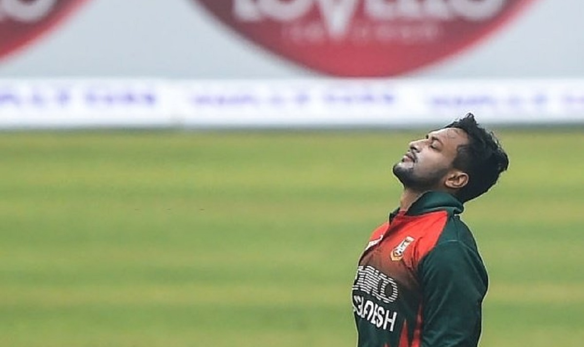 Cricket Image for Bangladesh's Shakib In Doubt For New Zealand Tour