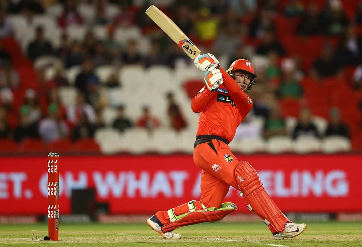 Cricket Image for BBL 10: Melbourne Renegades Seals A Thriller Win Against Melbourne Stars