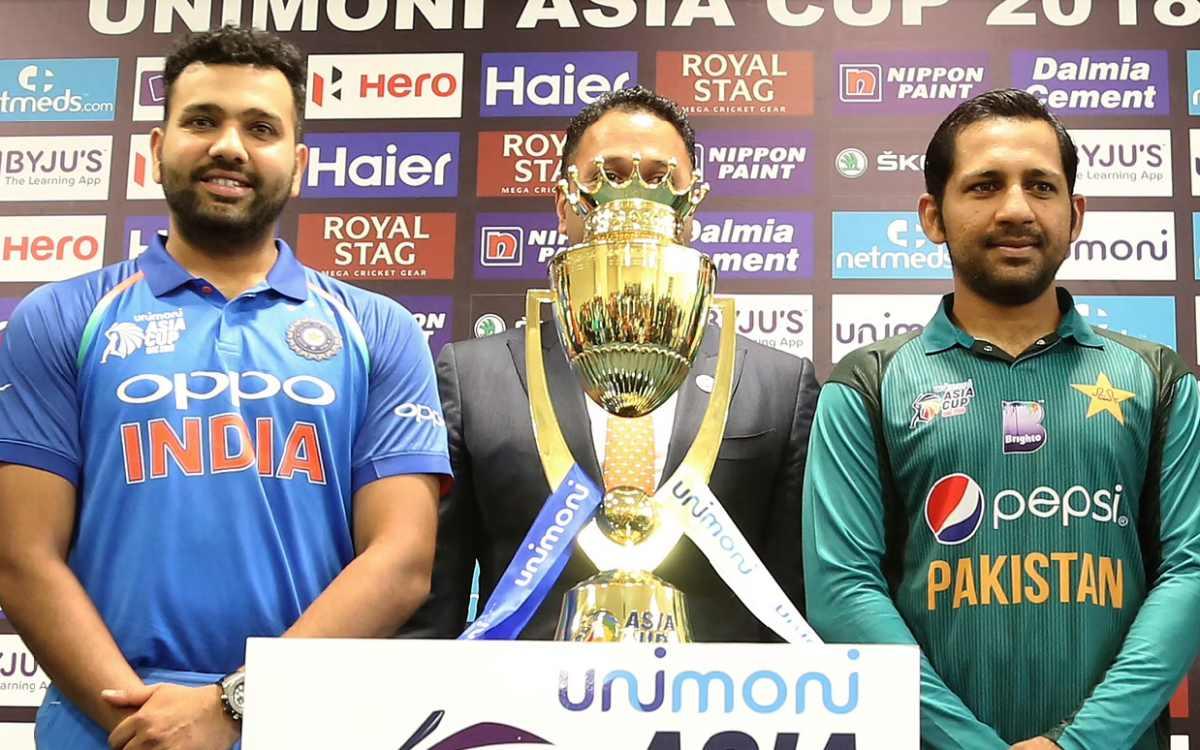 Cricket Image for एक बार फिर से मंडराए 'ASIA CUP' पर खतरे के बादल, इस बार कोरोना नहीं इस कारण से BCC