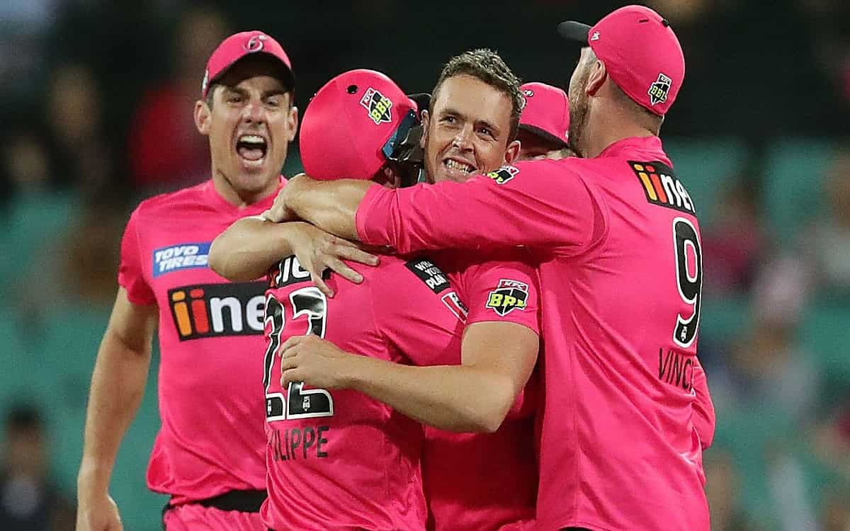 Cricket Image for Big Bash League Final To Be Played At Sydney Cricket Ground
