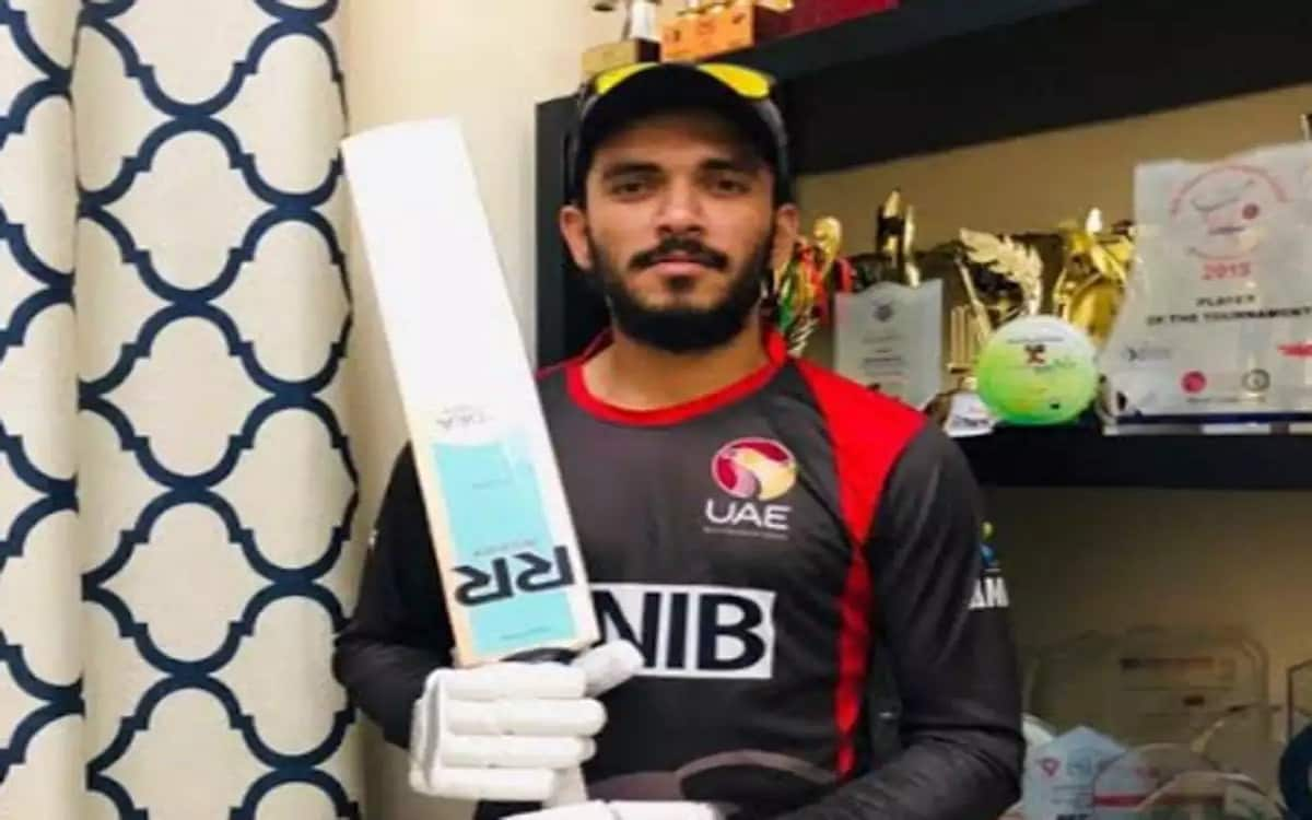Image of Cricket CP Rizwan
