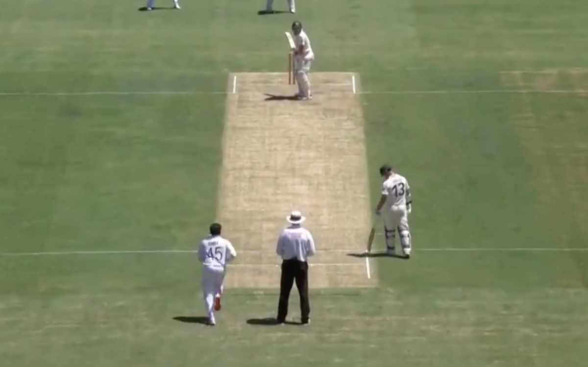 brisbane now first venue where rohit sharma bowled in two separate matches ind vs aus