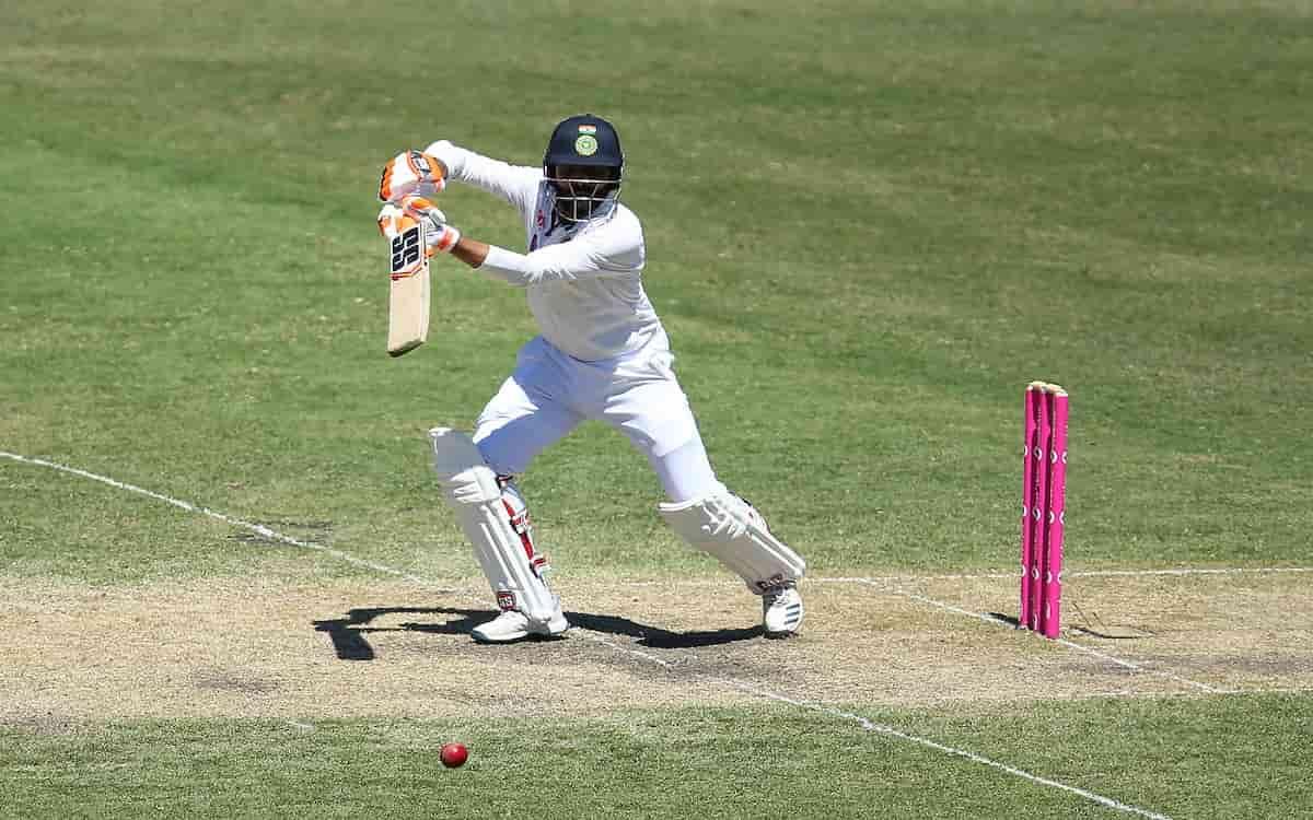 Image of Cricket Indian All Rounder Ravindra Jadeja