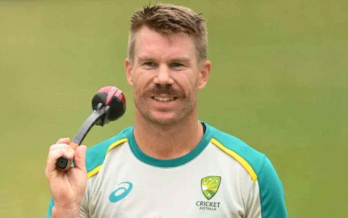 david warner says i would rather go down swinging rather than sitting in the crease