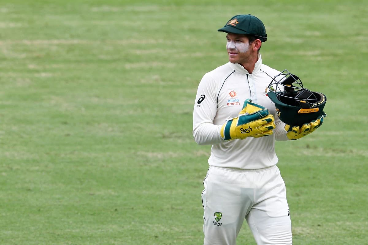 Cricket Image for Defiant Paine Wants To Lead Australia To South Africa