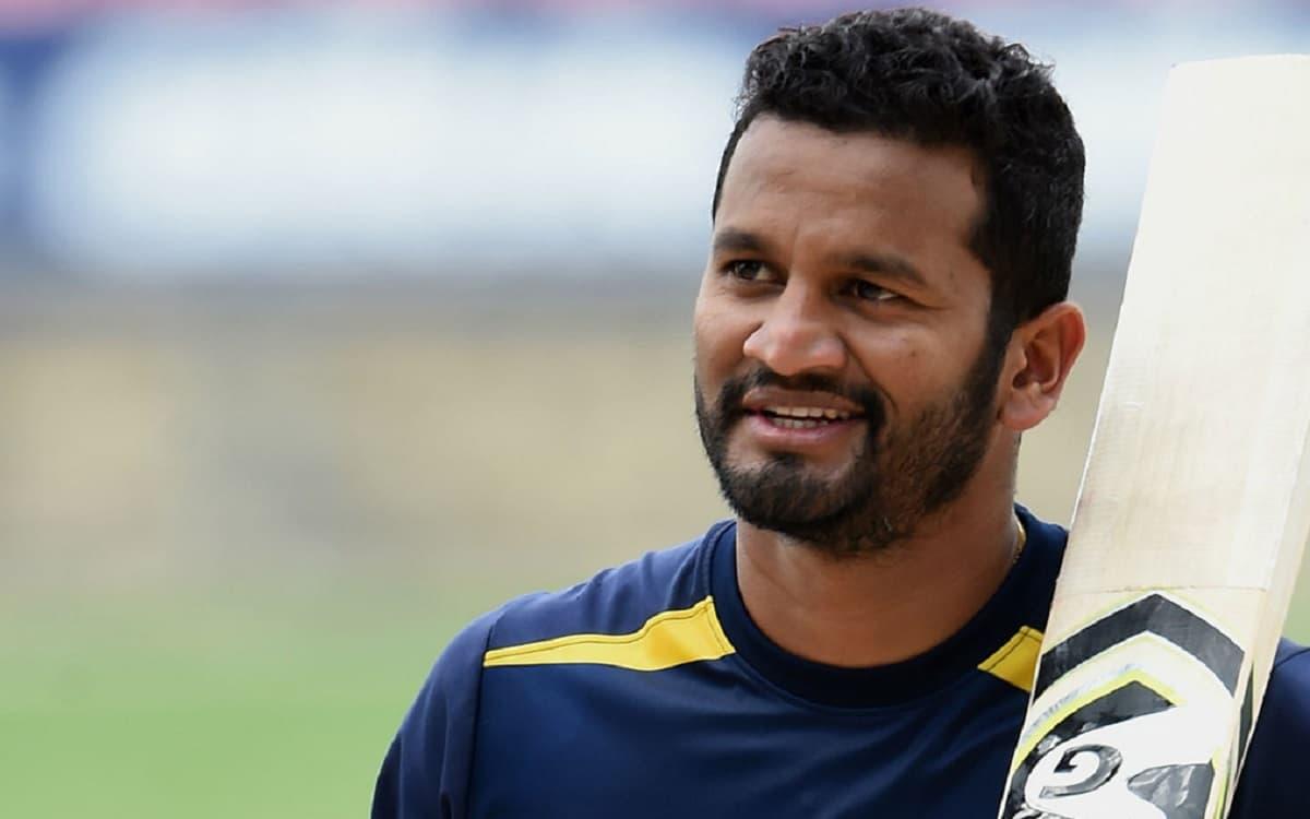 Image of Sri Lanka Team Captain Dimuth Karunaratne