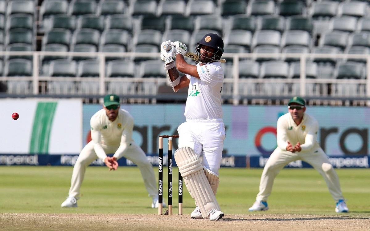 Image of Cricketer Dimuth Karunaratne