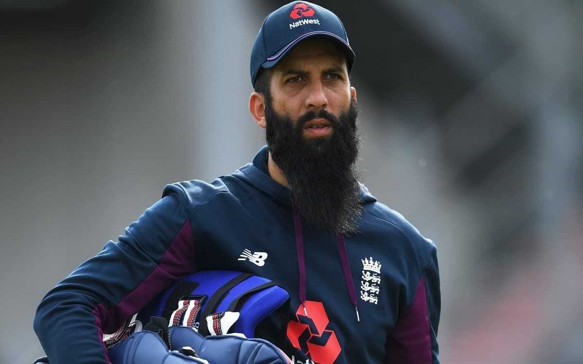 England's Moeen Ali Infected With New UK Strain Of Virus