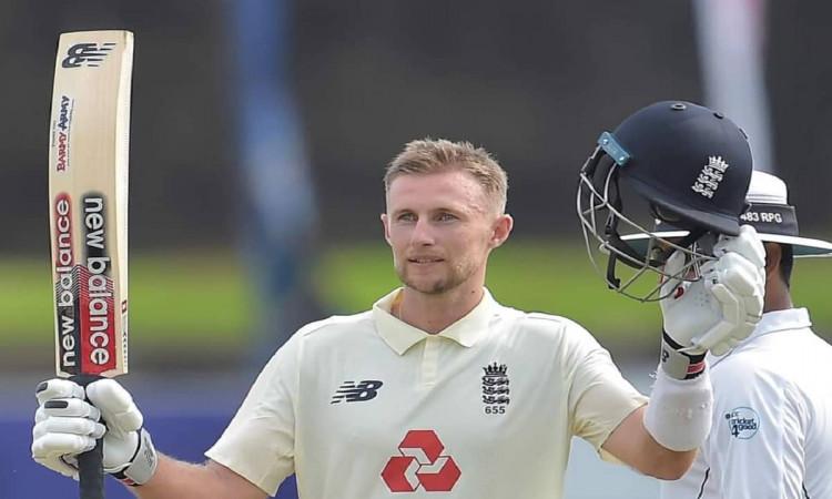 Cricket Image for SL vs ENG: England's Joe Root Hits Double Century Against Sri Lanka