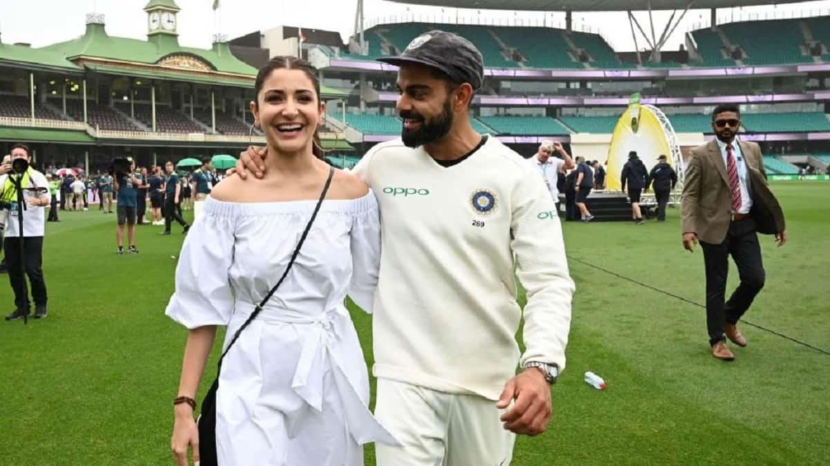 image for cricket virat kohli baby girl