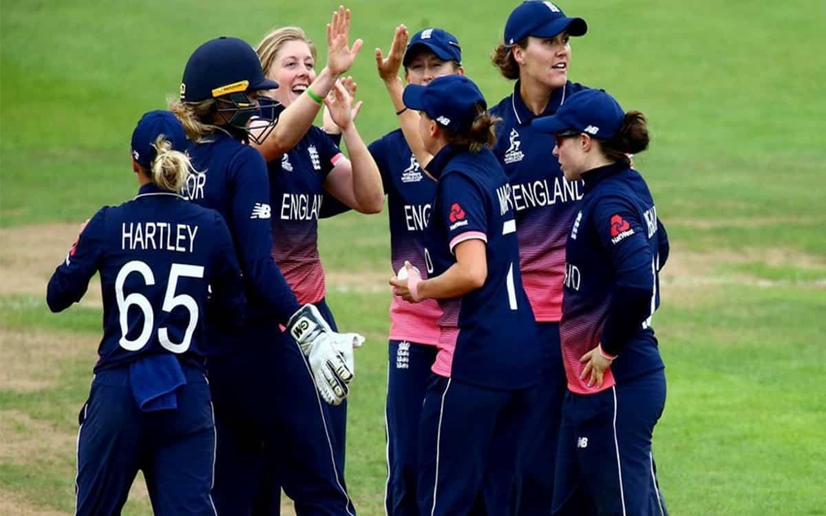 Image of Cricket England Women's Cricket Team