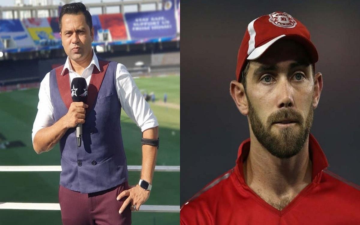Cricket Image for IPL 2021 Aakash Chopra Says He Doubt Rajasthan Royals Will Look Towards Glenn Maxw