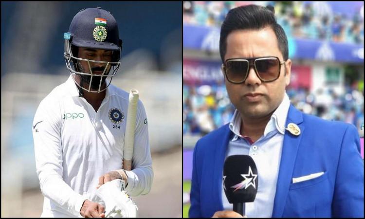 aakash chopra reacts after KL Rahul ruled out of BorderGavaskar Trophy