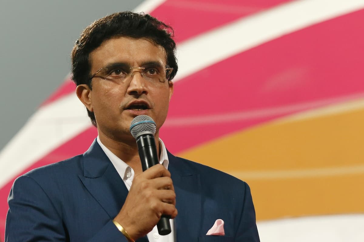image for cricket sourav ganguly discharged