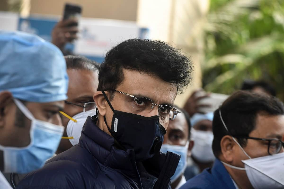 Cricket Image for Ganguly Discharged From Hospital After Second Heart Surgery