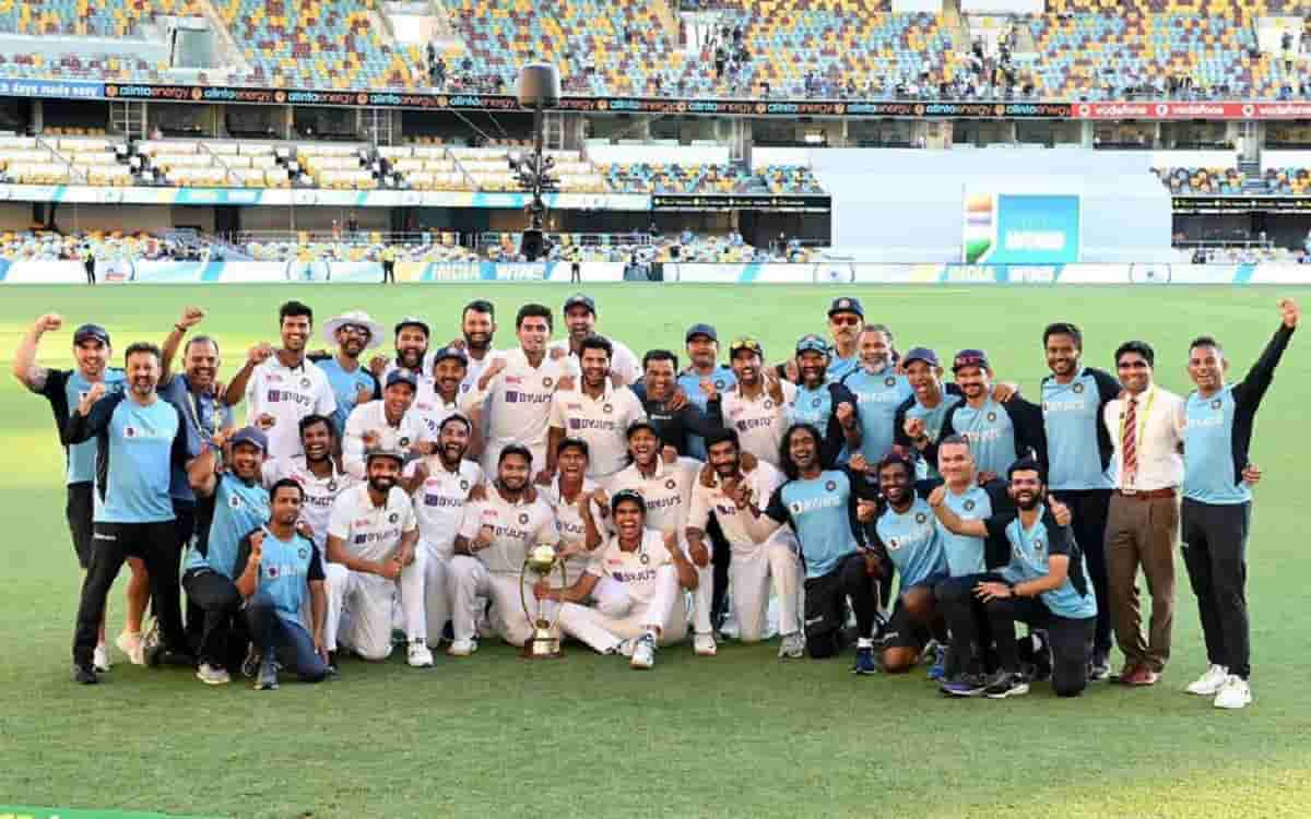 Ajinkya Rahane praises the contribution of every player in the Border-Gavaskar Trophy victory