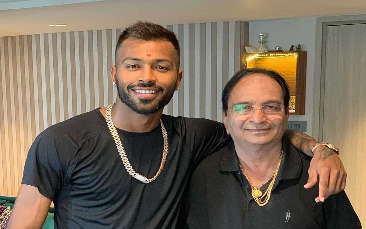 Hardik Pandya Show's pain on social media after father's death, see his emotional post