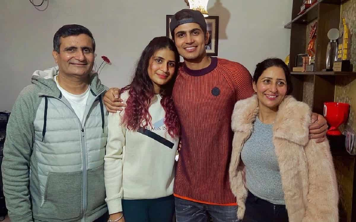 Cricket Image for Home Sweet Home, Says Shubman Gill On Arrival At Home