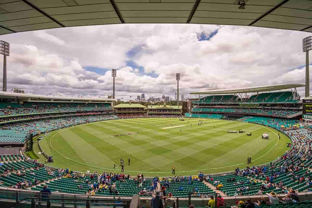 Image of Cricket Stadium Sydney Cricket Ground