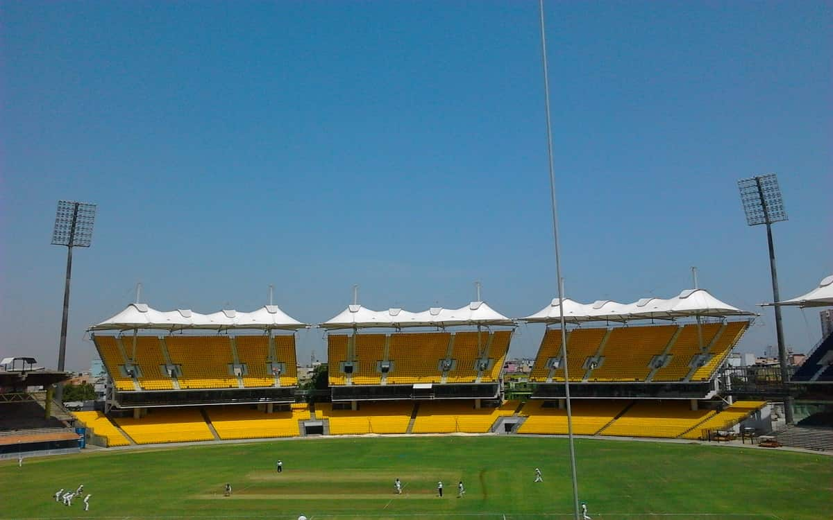 Cricket Image for IND Vs ENG: Chennai Pitch Likely To Be Slow Despite Grass