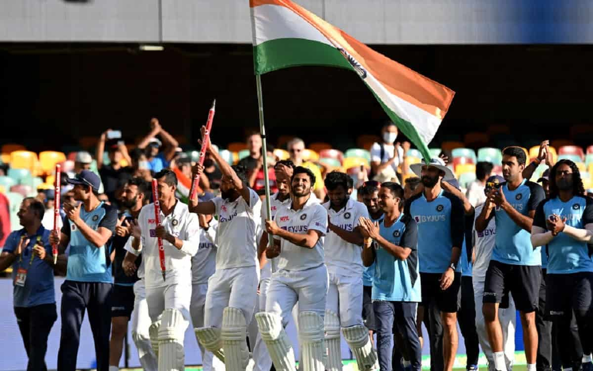 Team India beat Australia by 3 wickets in fourth test to clinch series 2-1