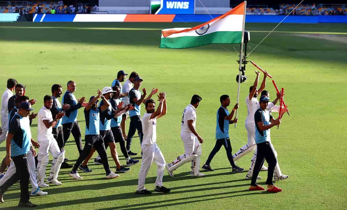Cricket Image for India Move To Top Spot In World Test Championship Points Table