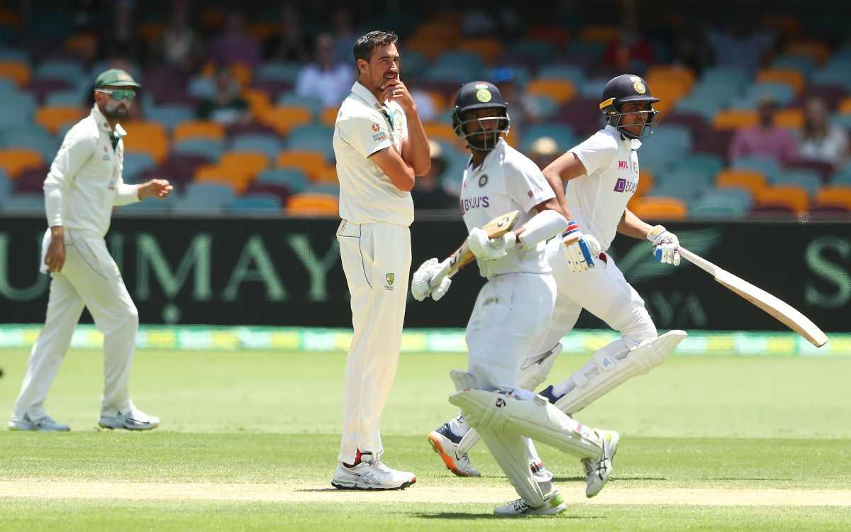 Cricket Image for ब्रिस्बेन टेस्ट : गिल ने खेली करियर की बेहतरीन पारी, आखिरी सेशन में भारत को जीतने