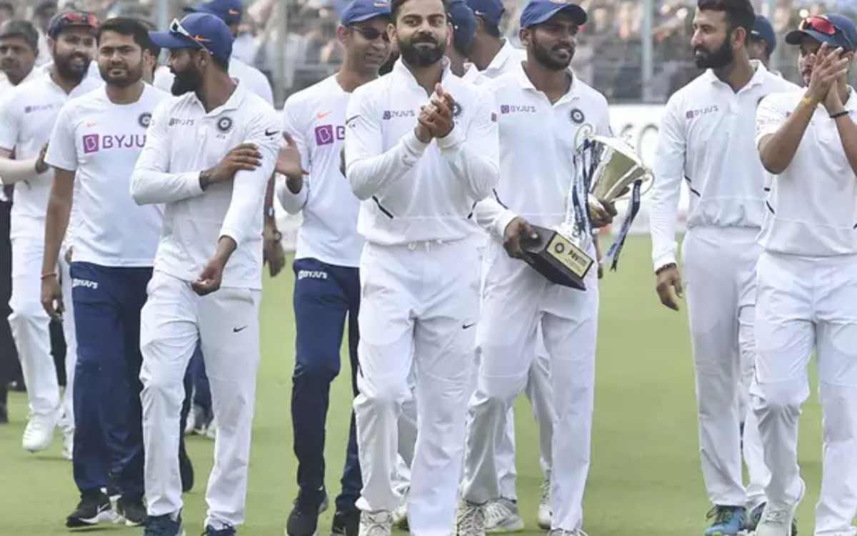 Cricket Image for BREAKING:  भारतीय टीम को लगा तगड़ा झटका, इंग्लैंड के खिलाफ टेस्ट सीरीज से ये स्टार