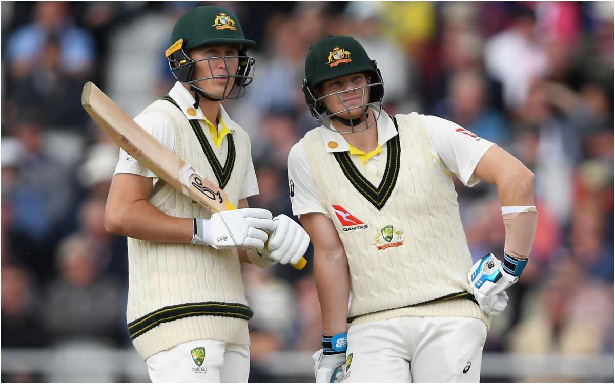 india tour of australia 2020-21 steve smith opens up on his bromance with marnus Labuschagne