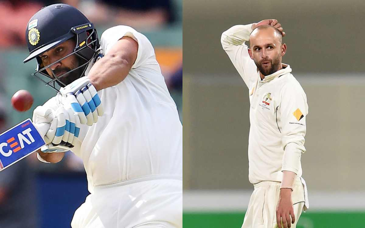 india tour of australia nathan lyon opens up about the stratergy against rohit sharma
