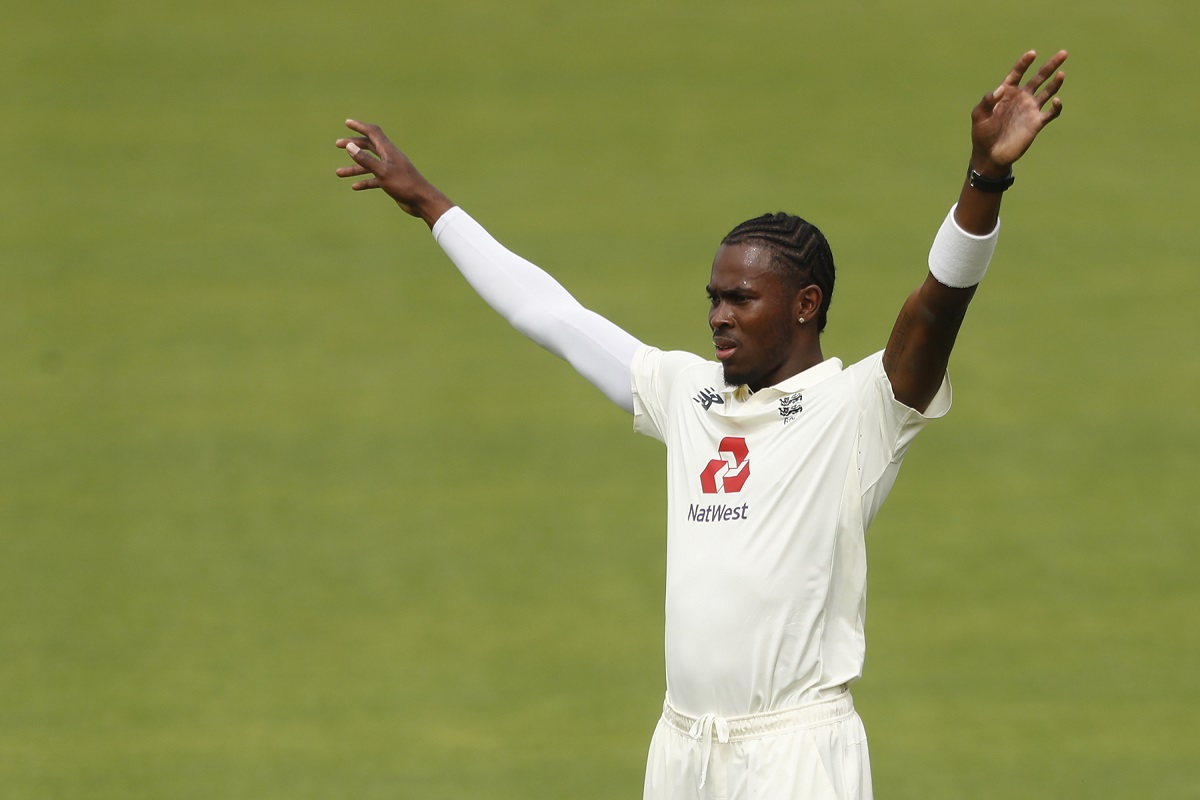 Cricket Image for 'India Won't Out-Spin Us': Believes England's Jofra Archer