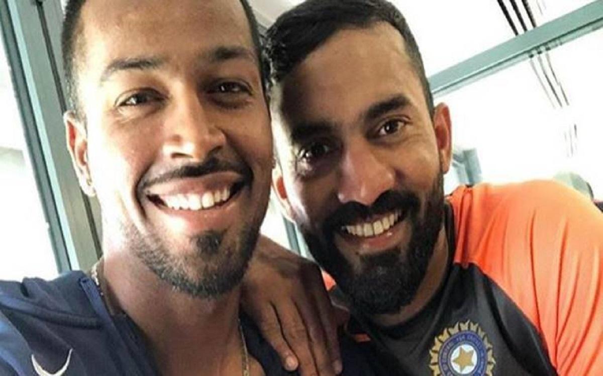 cricket images for Hardik Pandya reacts on Dinesh Karthik tweet