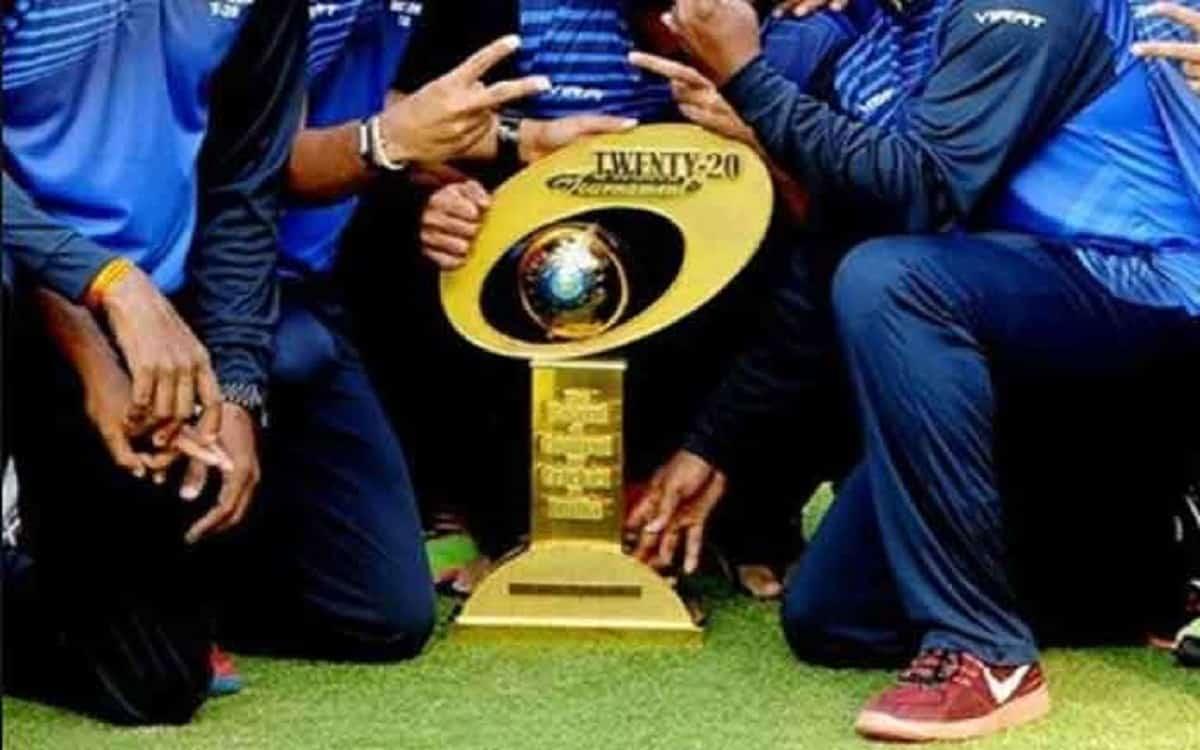 Image of Cricket Syed Mushtaq Ali Tournament