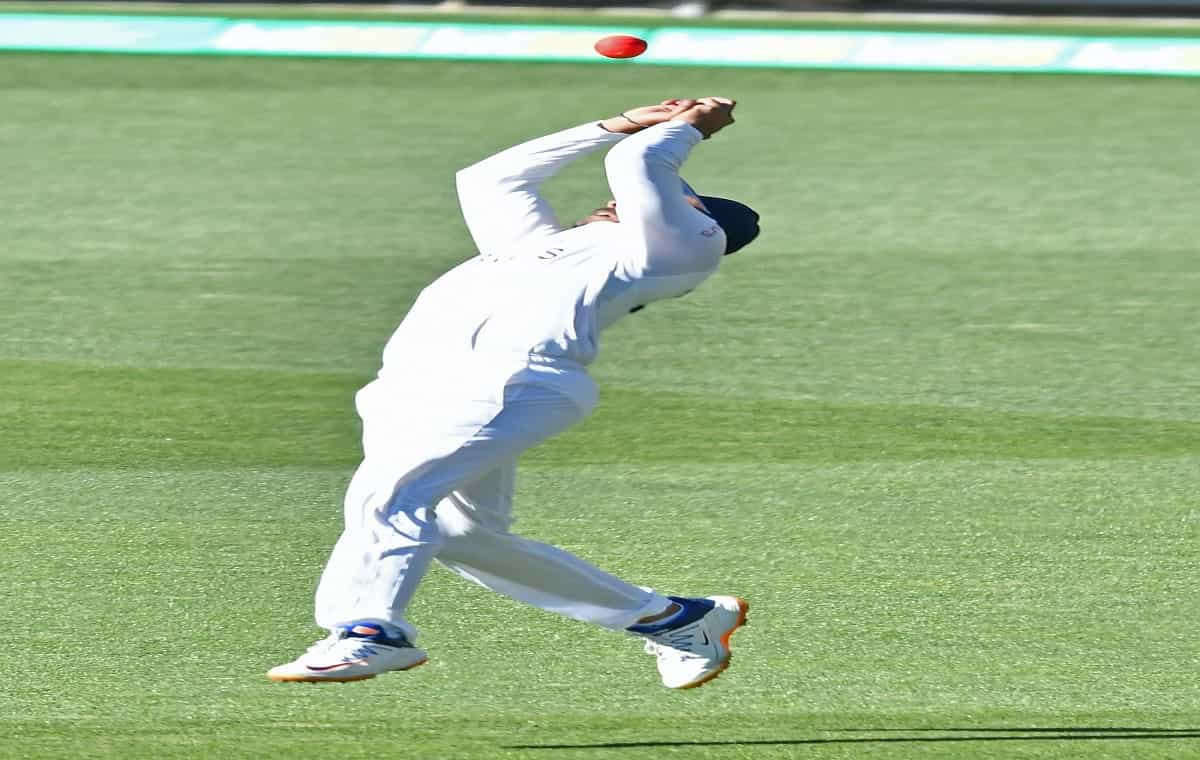 Cricket Image for Australia Vs India: Catches Are The Only Way To Win Matches