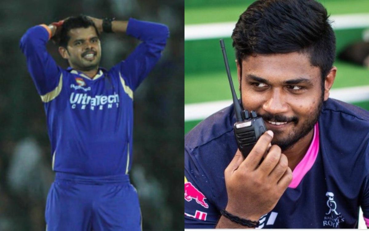 Cricket Image for IPL 2021 Rajasthan Royals Might Sign Sreesanth