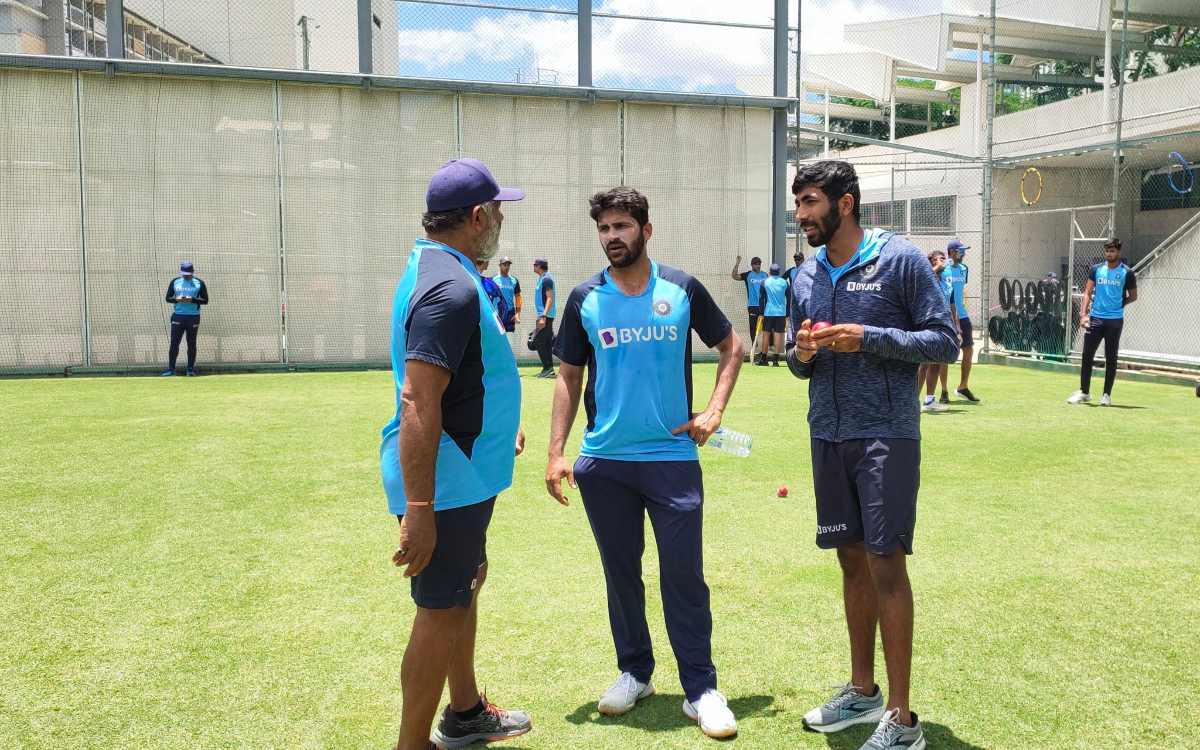 jasprit bumrah fitness update bcci posted practice photos ahead of brisbane test against australia