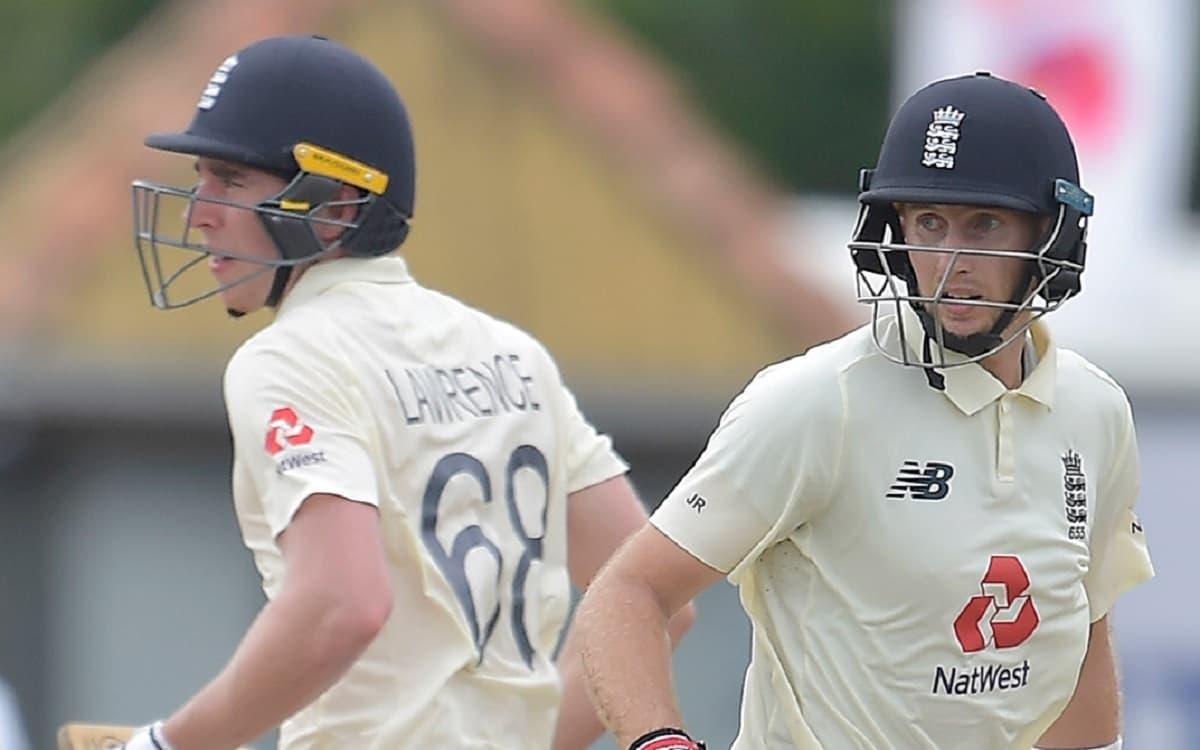 Image of Cricket Joe Root's Century Puts England In Command Of Sri Lanka Test