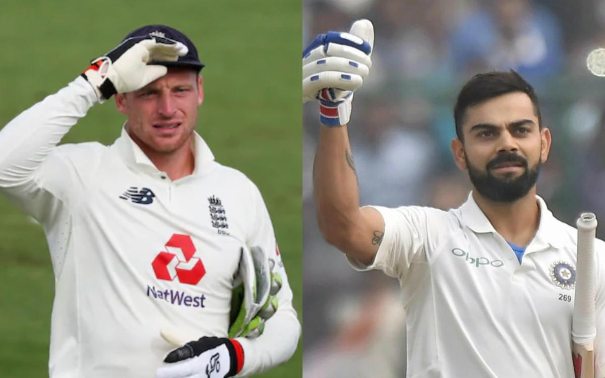 Cricket Image for विराट के खौफ से डरी हुई है इंग्लैंड की टीम, जॉस बटलर ने भी माना कोहली को रोकना नही