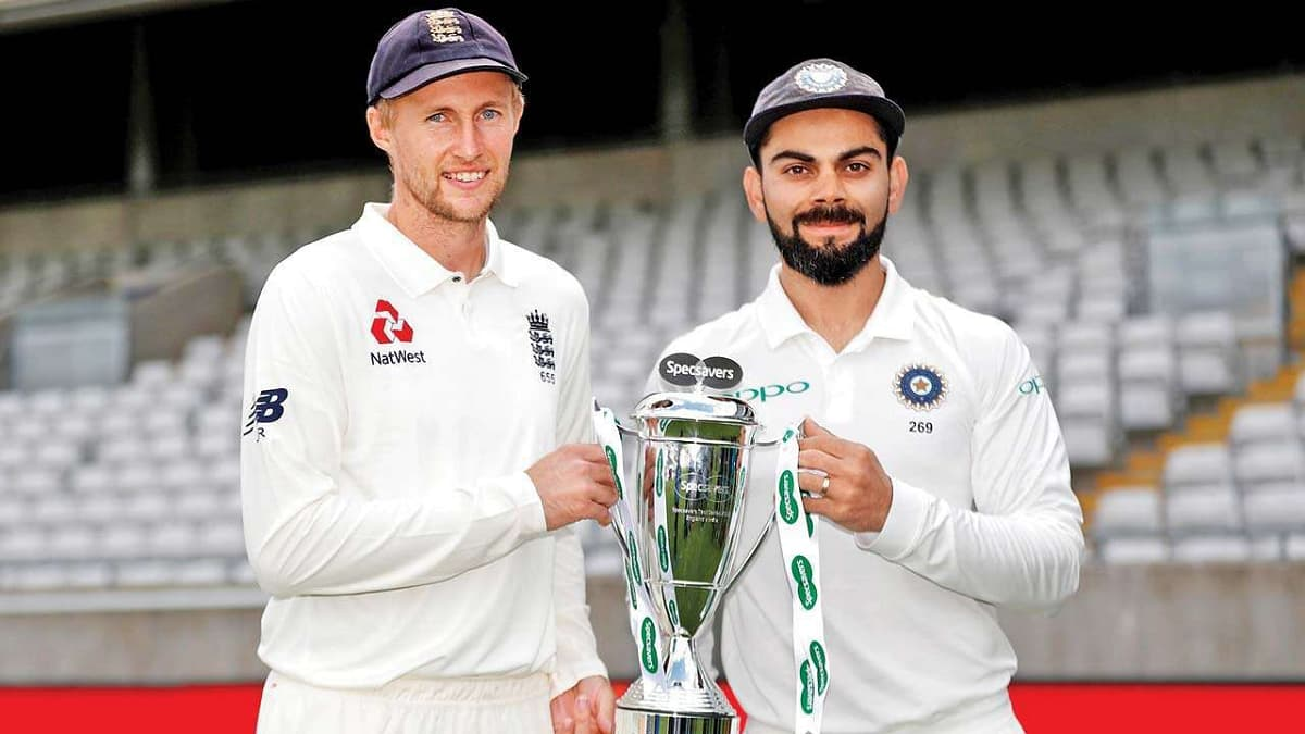 IND vs ENG: Head To Head Stat between India and England at Motera Stadium