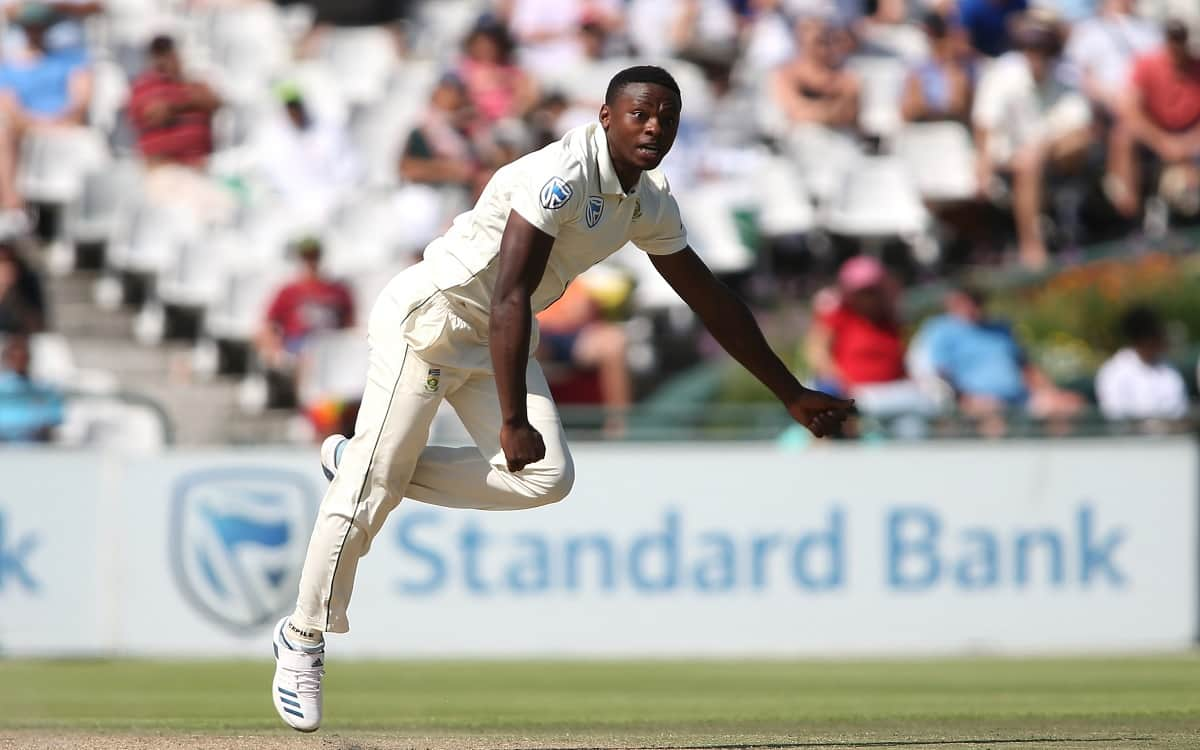 Kagiso Rabada becomes the third fastest 200 wicket taker in Test cricket