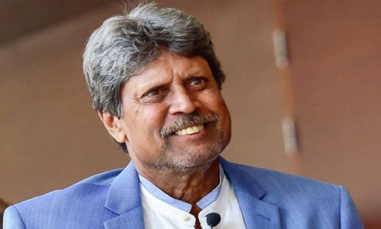 Image of Cricket Veteran Player Kapil Dev