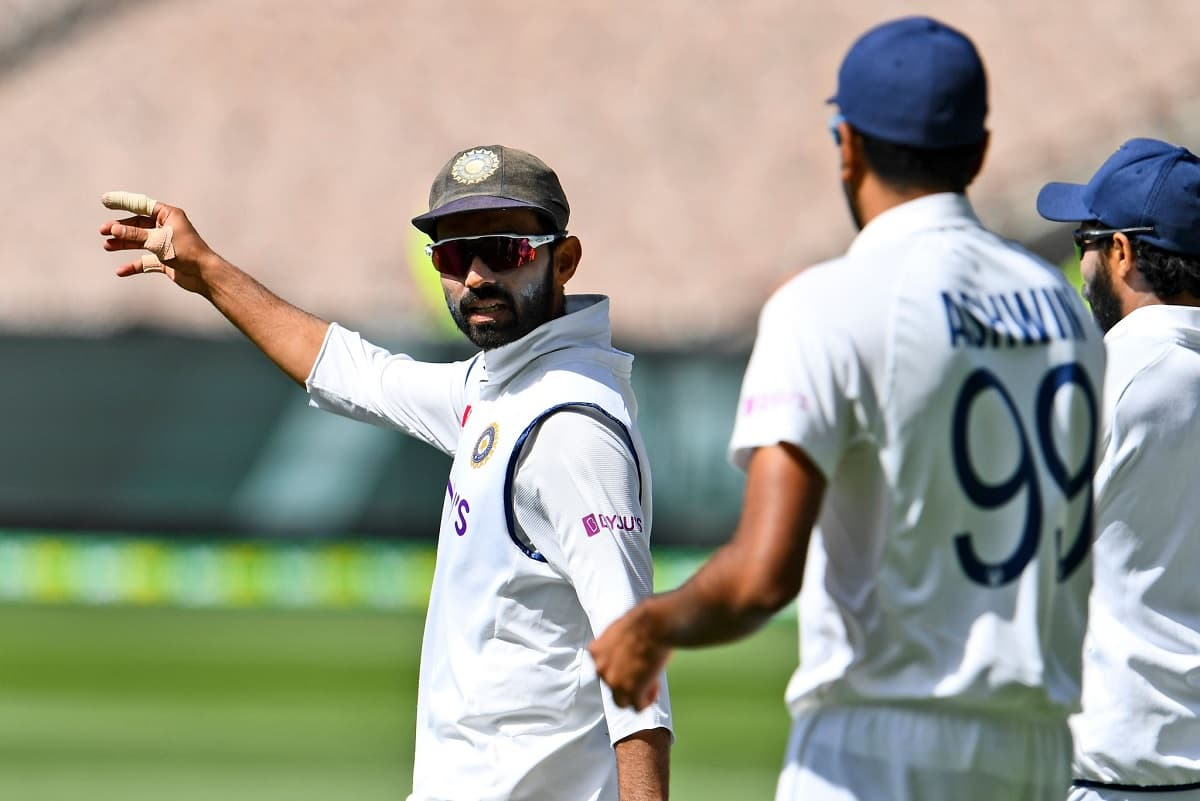 Cricket Image for Looked Good As Captain Because Everyone Contributed: 'Emotional' Rahane After Seri