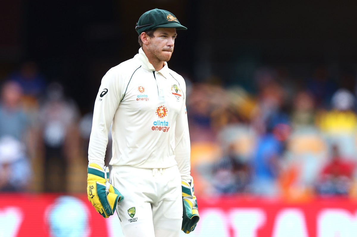 Cricket Image for Michael Clarke Backs Underfire Captain Tim Paine After Series Loss To India