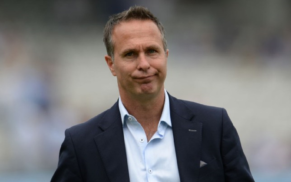 michael vaughan gets trolled after he praises indian team