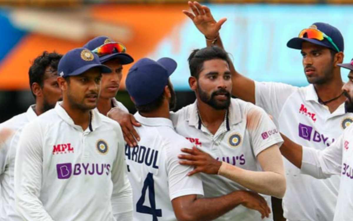 Cricket Image for 'हमारा मकसद कल सीरीज जीतना होगा', आखिरी टेस्ट के आखिरी दिन से पहले सिराज ने दिया ब