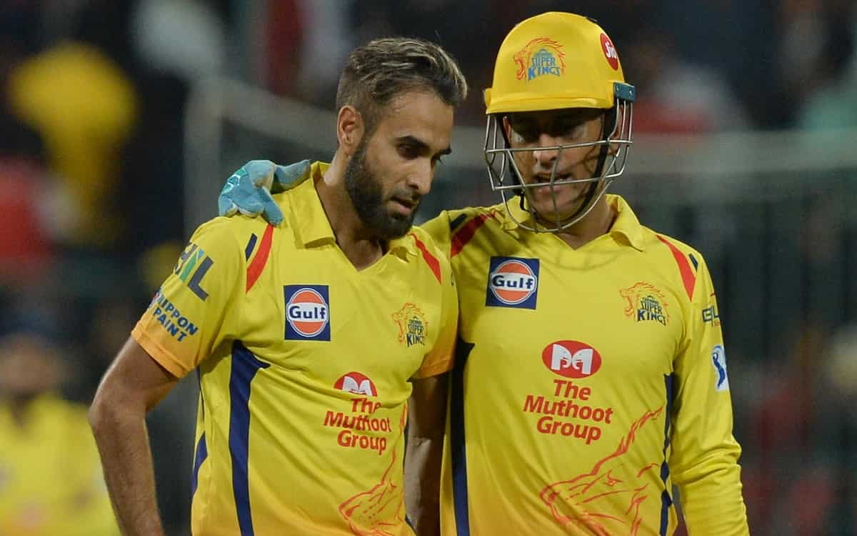 Cricket Image for MS Dhoni Is A Great, Great Human Being: Imran Tahir
