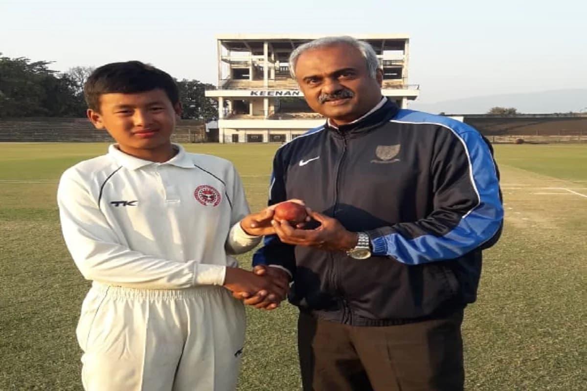 Khrievitso Kense: Nagaland's Khrievitso Kense Gets A Call From Mumbai  Indians on Cricketnmore
