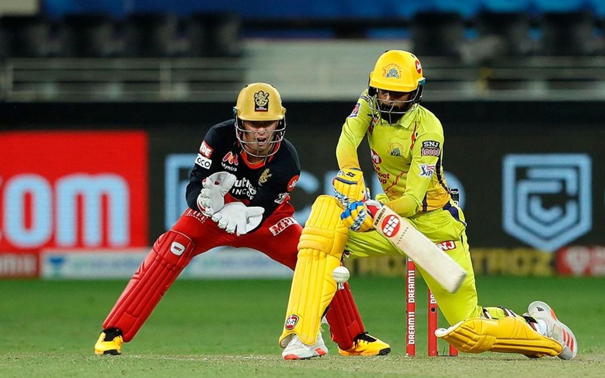 Cricket Image for IPL 2021 : चेन्नई सुपरकिंग्स का ये खिलाड़ी जमकर मचा रहा है धमाल