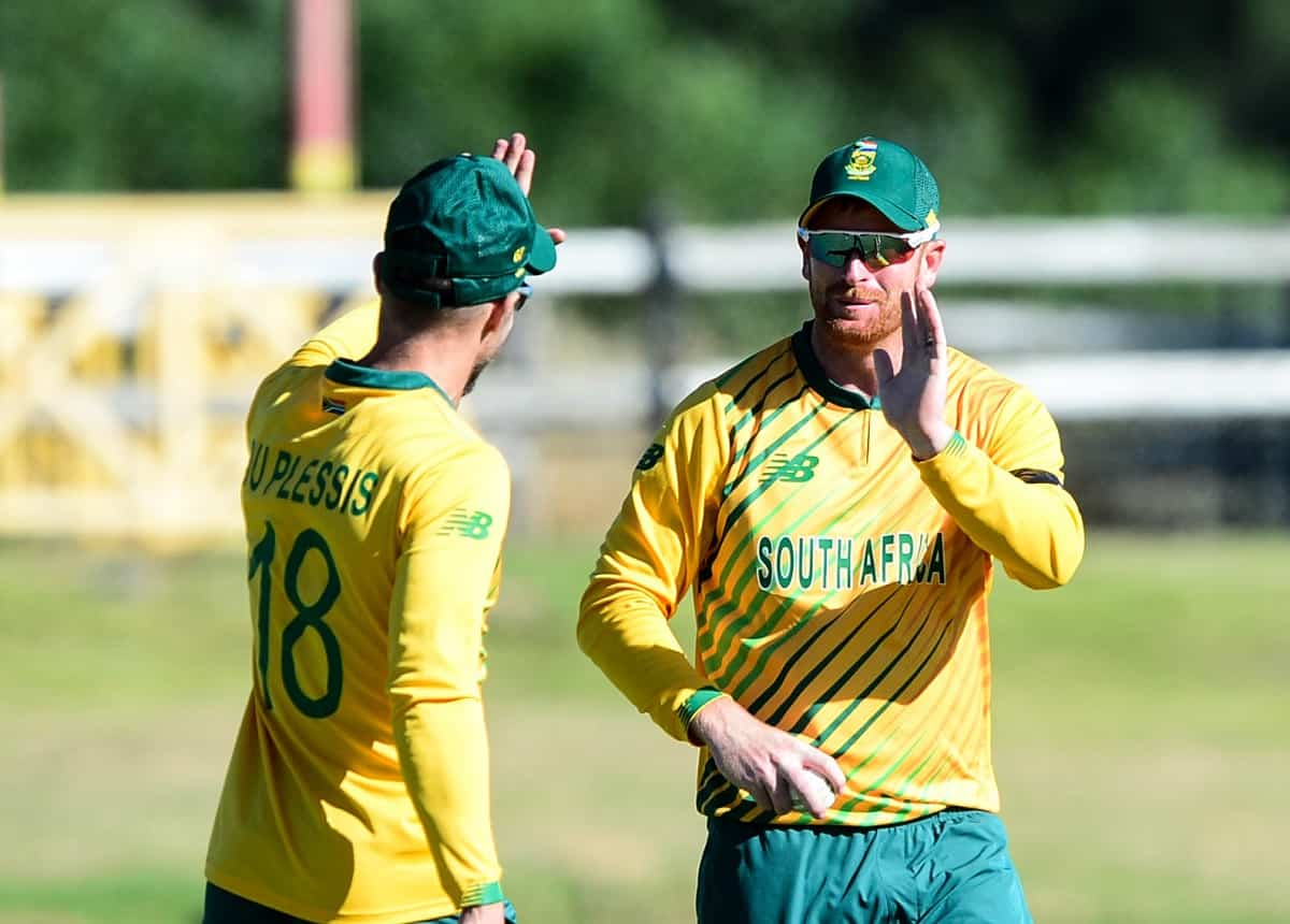 Cricket Image for Heinrich Klaasen To Captain South Africa For T20I Series Against Pakistan 2021