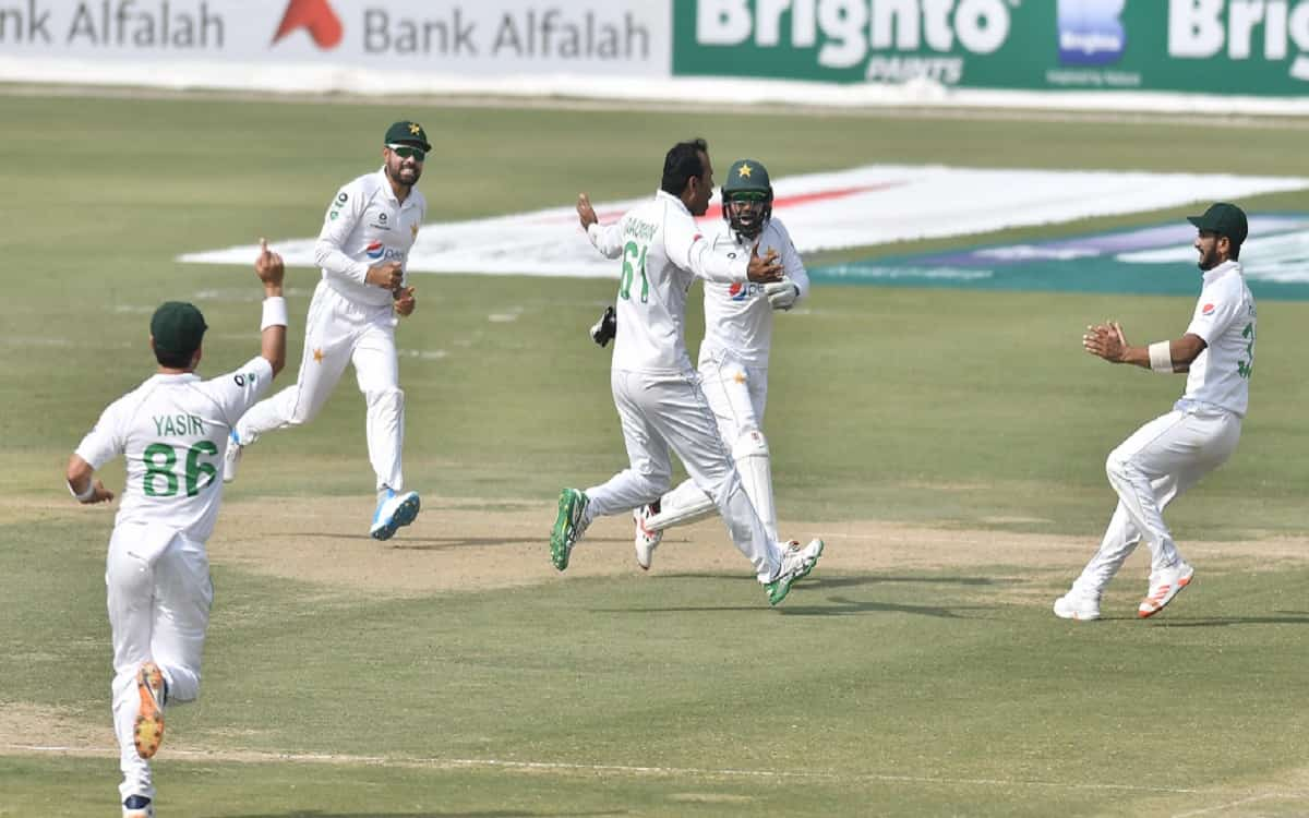 Cricket Image for PAK vs SA: Pakistan Spinners Strike After South Africa Take Lead